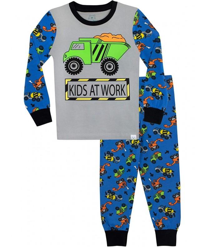 Harry Bear Boys Pajamas Kids