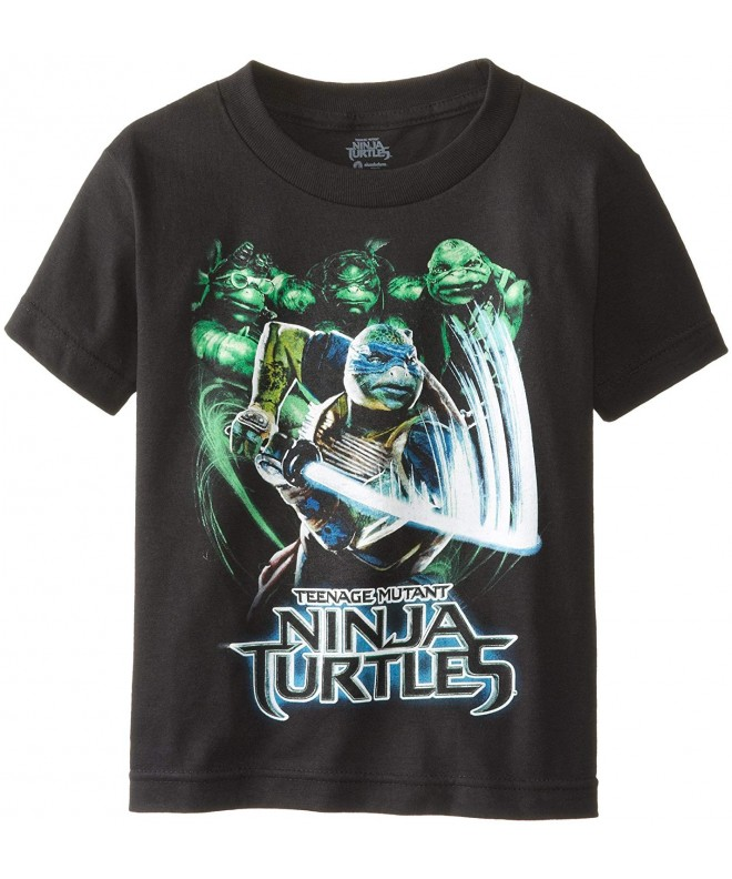 Teenage Mutant Turtles Little T Shirt