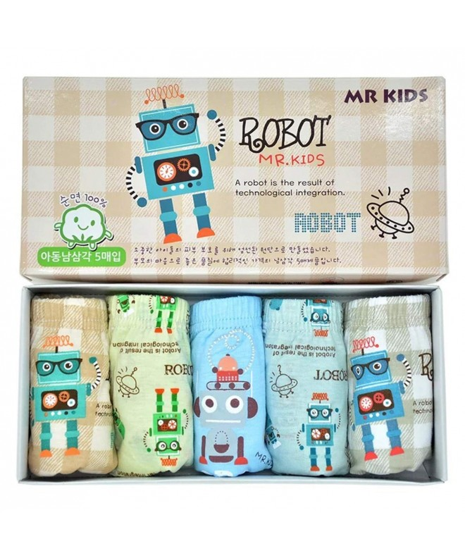 Rswsp Little Toddler Cotton Underwear