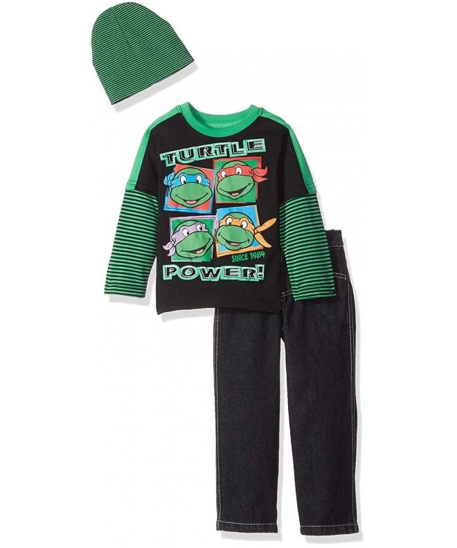 Nickelodeon Ninja Turtle Piece Beanie