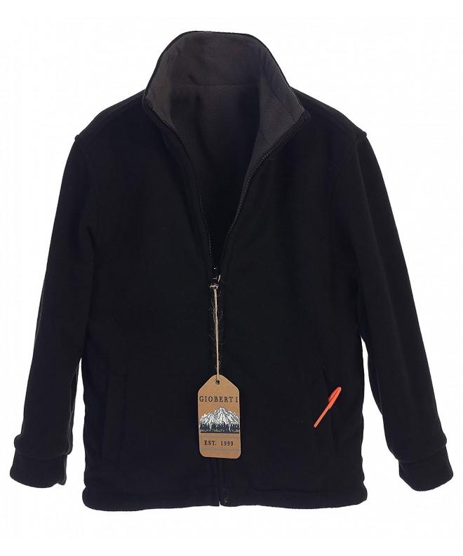 Gioberti Reversible Polar Fleece Jacket