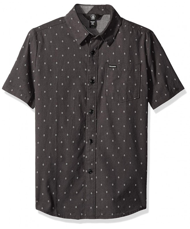 Volcom Zeller Short Sleeve Shirt