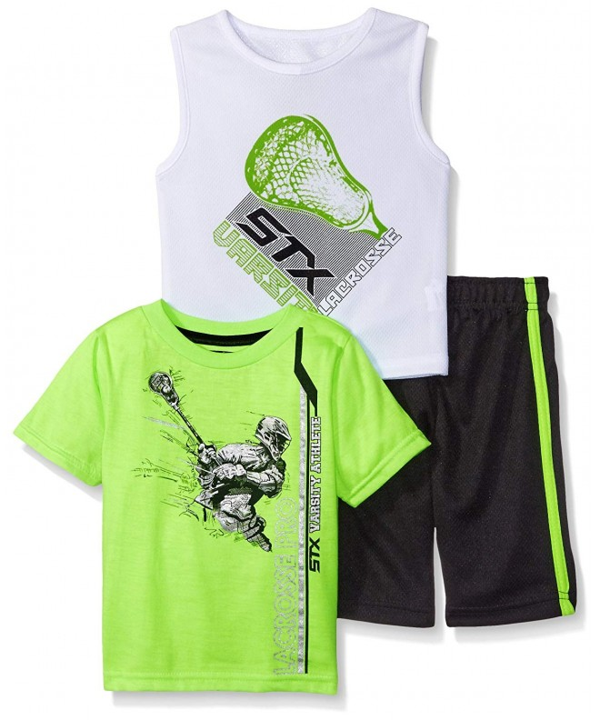 STX Boys Pieces T Shirt Muscle