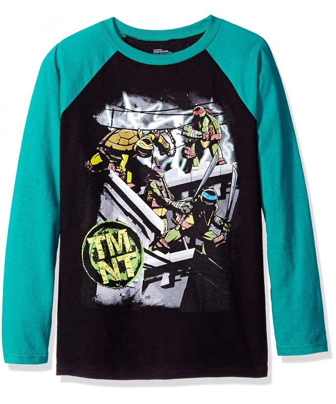 Nickelodeon Action Sleeve T Shirt X Large 18