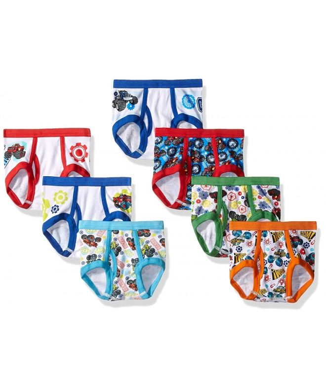 Nickelodeon Monster Machines Toddler Underwear