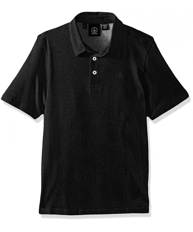Volcom Wowzer Shirt Black Medium