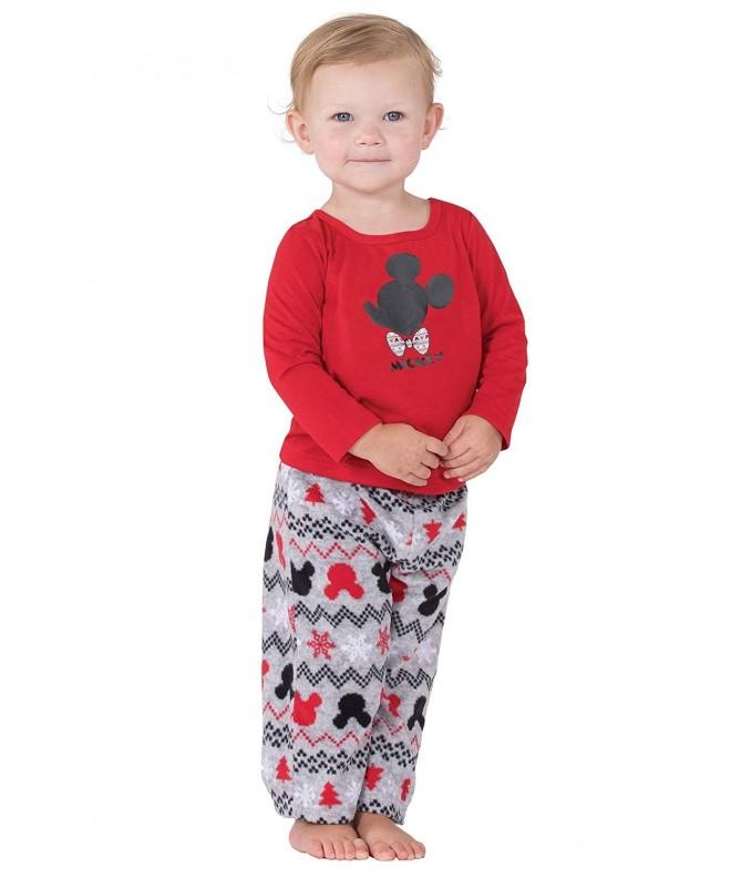 PajamaGram Officially Licensed Mickey Pajamas