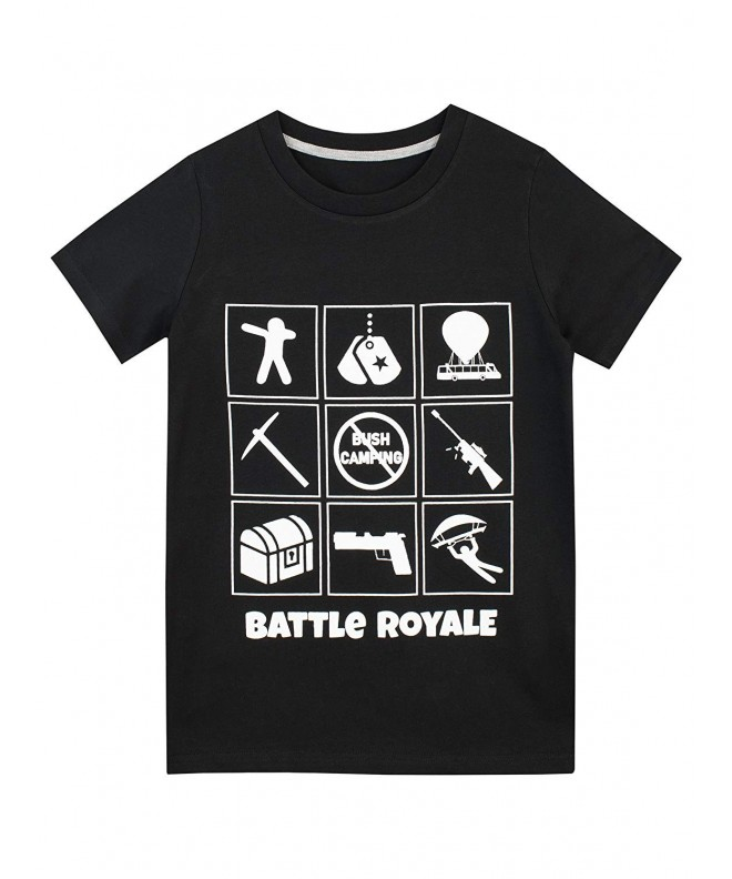 Battle Royale Boys Gaming T Shirt