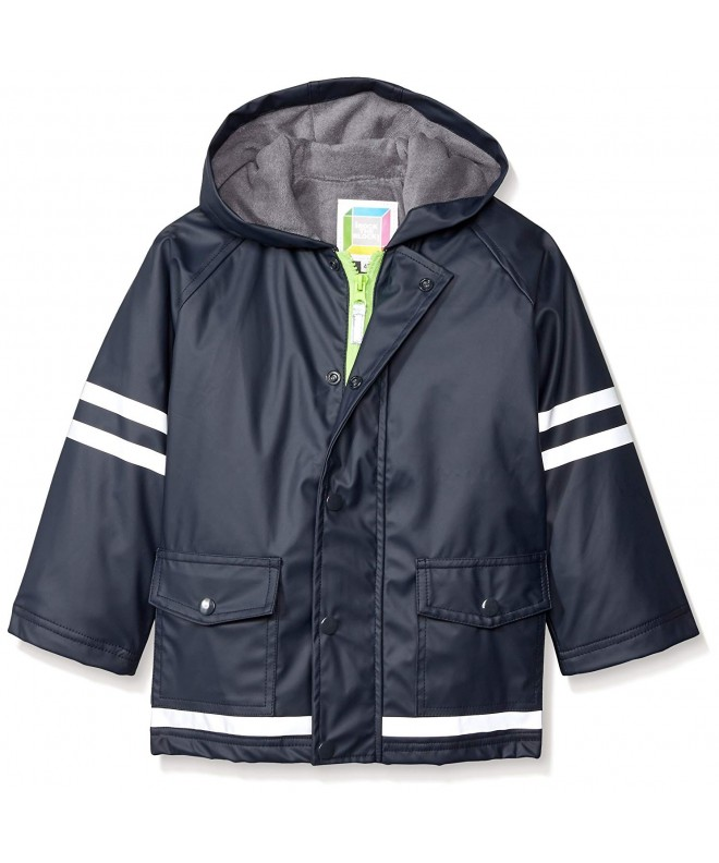 Rock Block Little Jacket Raincoat