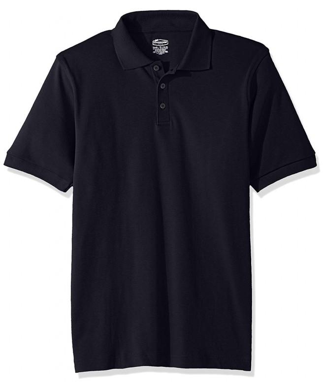 Classroom Uniform Short Sleeve Interlock