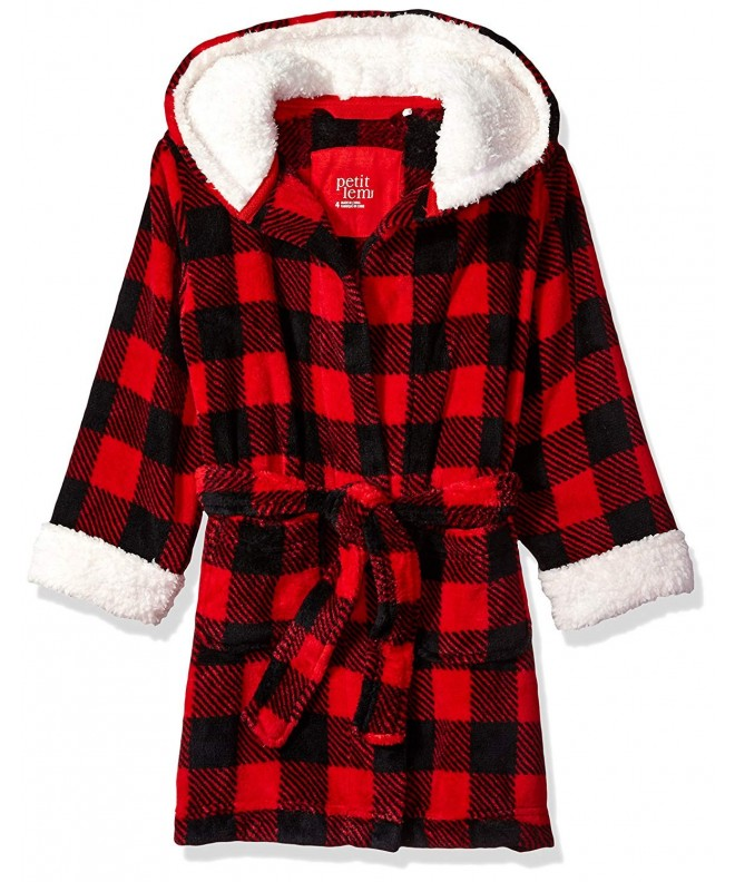 Petit Lem Boys Holiday Robe