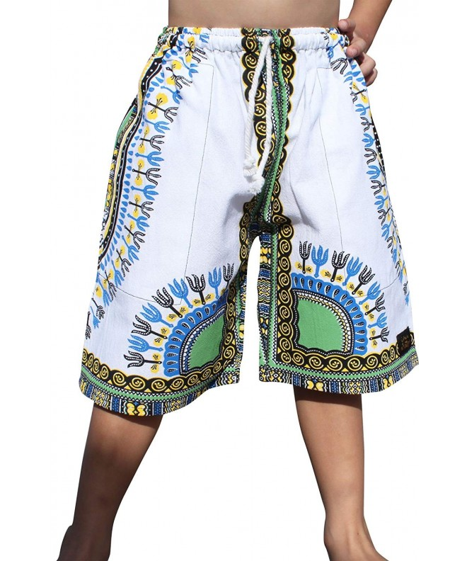 RaanPahMuang Branded Childs Dashiki Muang