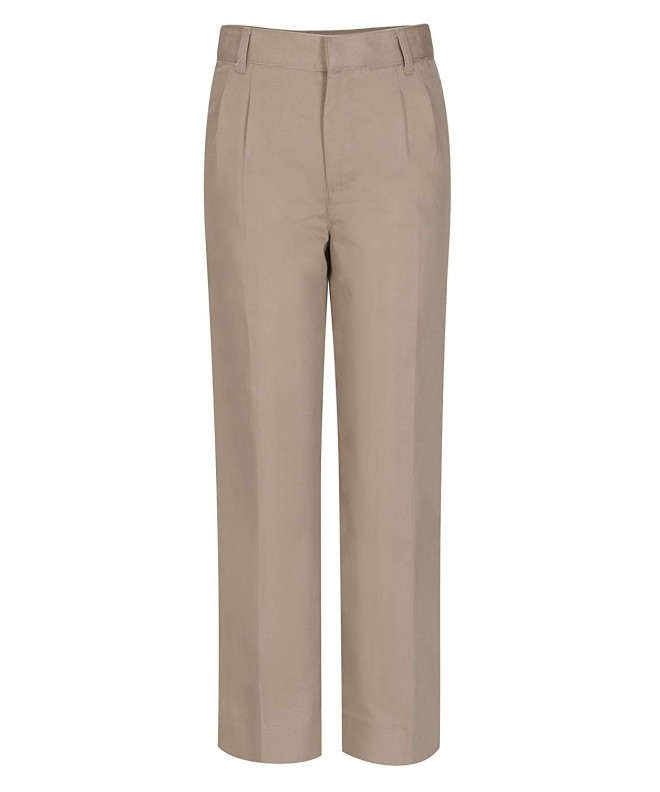 CLASSROOM Boys Pleat Front Pant