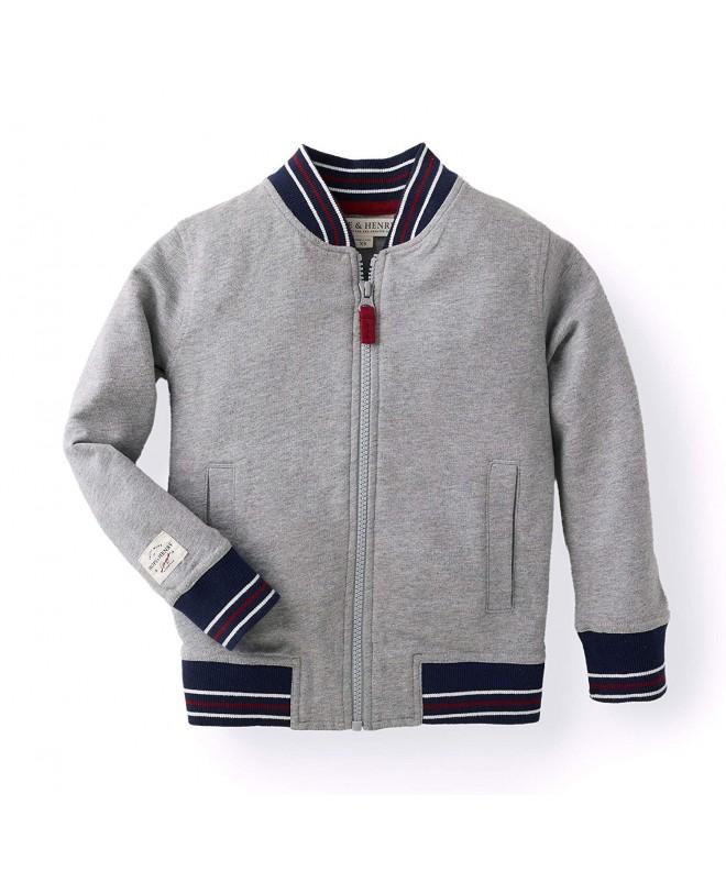 Hope Henry Baseball Jacket Organic
