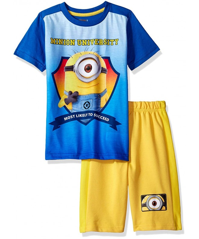 Universal Little Piece Minions Short