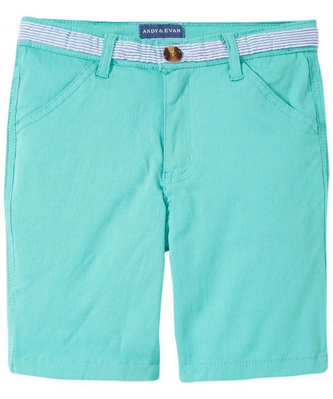 Andy Evan Twill Shorts Toddler