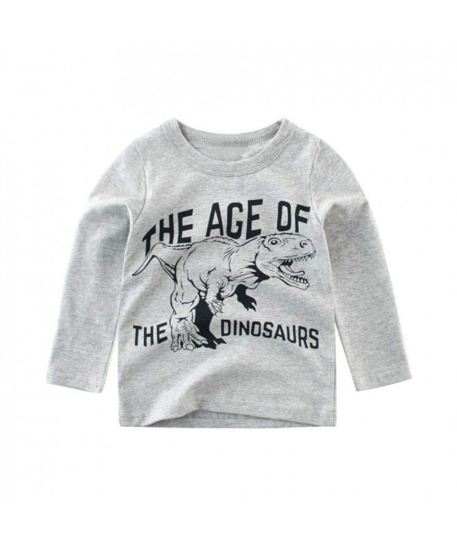 Moon Tree Dinosaur T Shirts Graphic