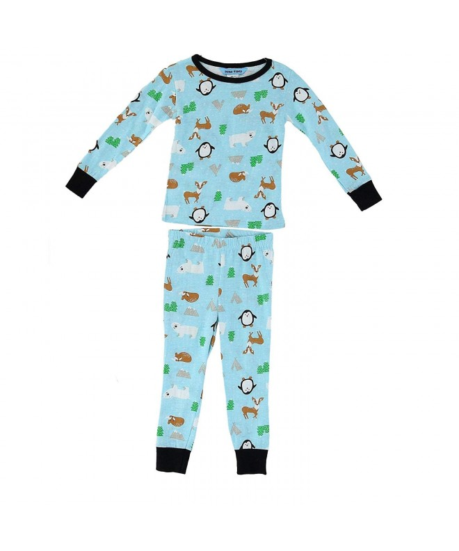 Dead Tired Toddler Novelty Pajamas