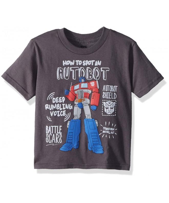 Transformers Boys Toddler Spot Autobot