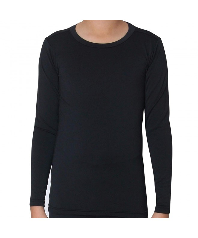 Thermal Underwear Shirts Compression Sleeve