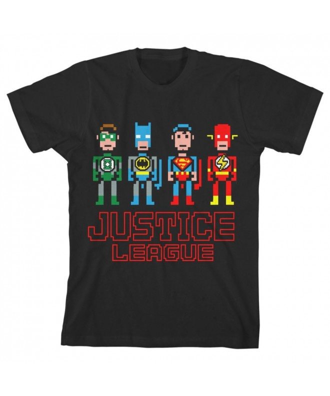 DC Comics Boys Big 8bit