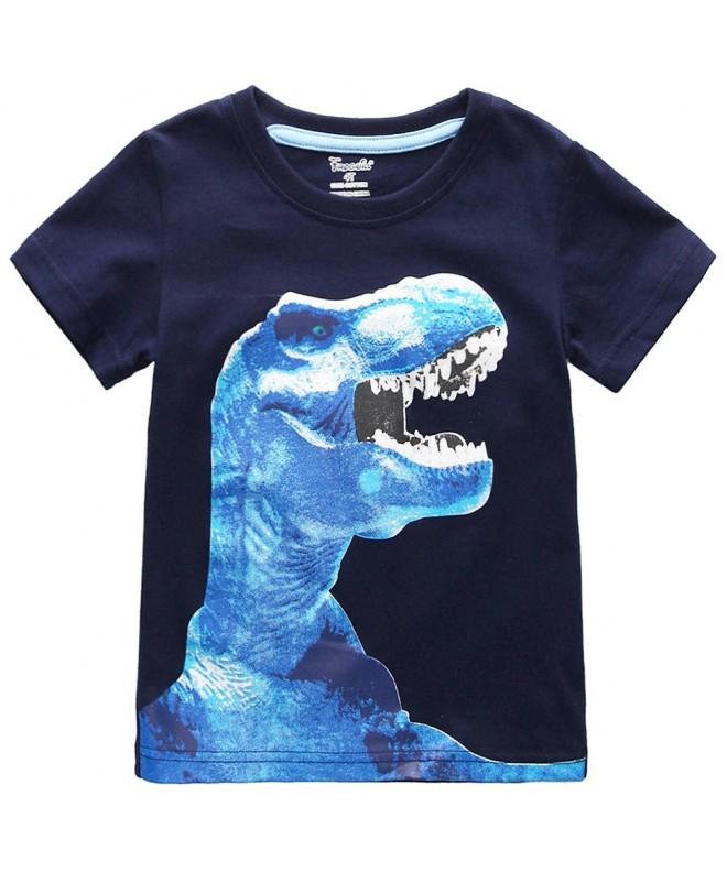 Frogwill Dinosaur Short Sleeve T Shirt