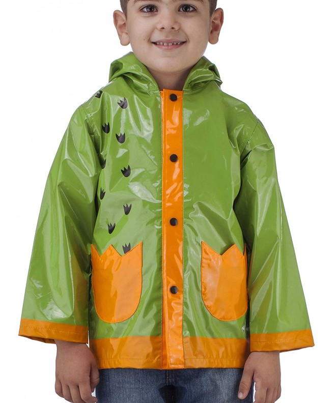 Puddle Little Dinosaurs Waterproof Outwear