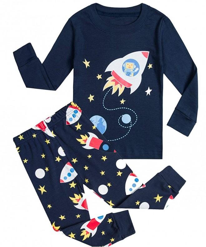 NOIBFE Pajamas Sleepwears Clothes Toddler