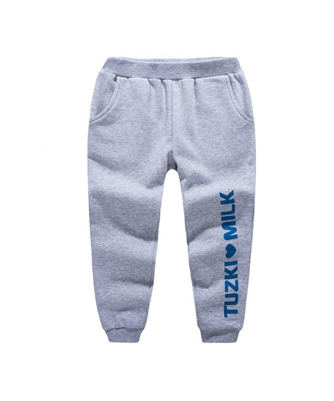 Threegunkids Casual Jogger Sports Sweatpants