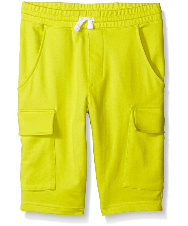 French Toast Terry Cargo Short