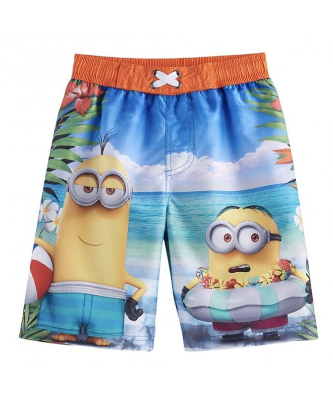 Despicable Me Boys Minions Trunks