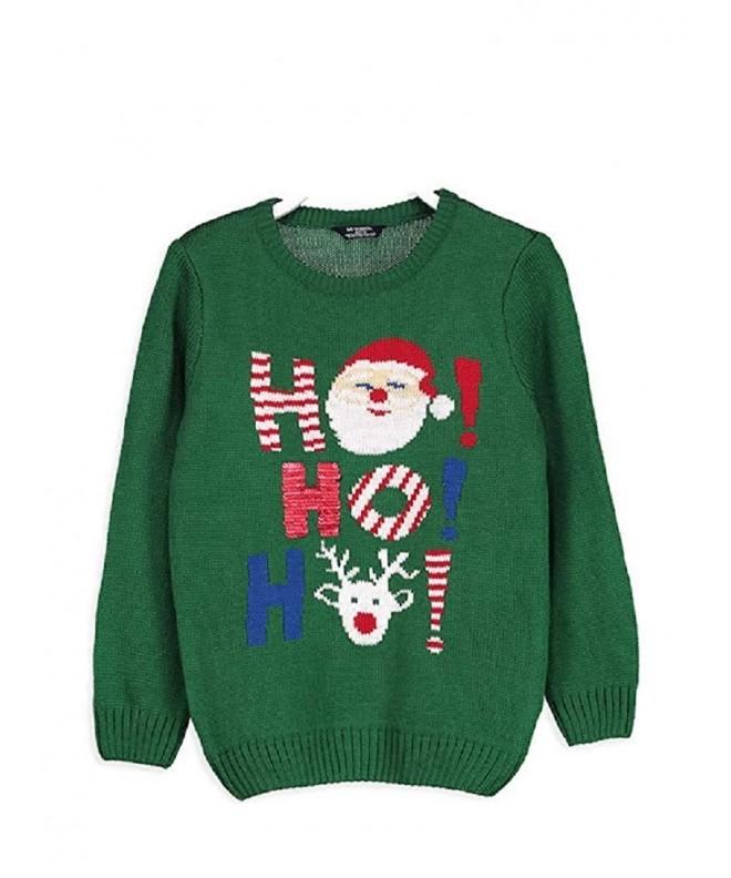 LC Waikiki Pullover Sweater Christmas