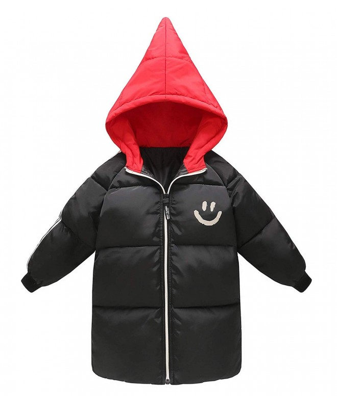 Happy Cherry Winter Outerwear Windproof