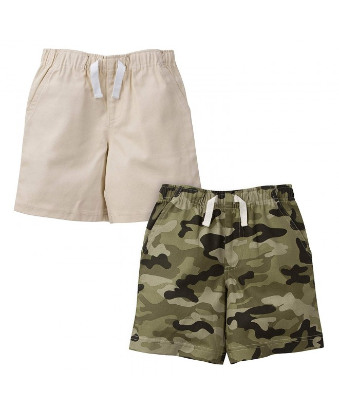 Gerber Boys Toddler Pack Shorts