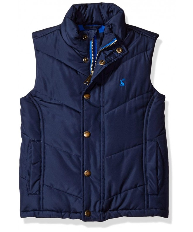 Joules Little Matchday Padded Gilet