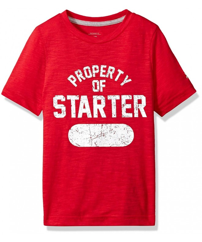 Starter Distressed Property T Shirt Exclusive