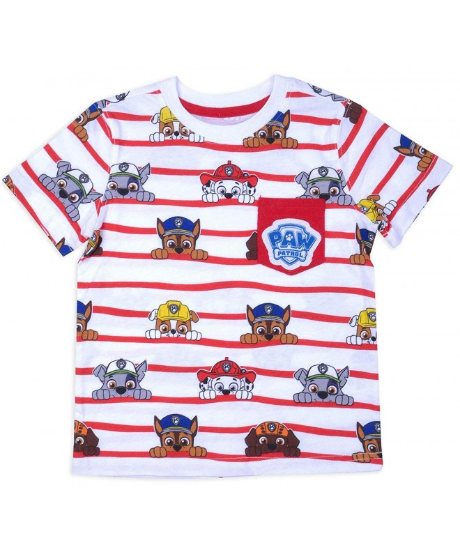 Patrol Toddler Little T Shirt Pocket
