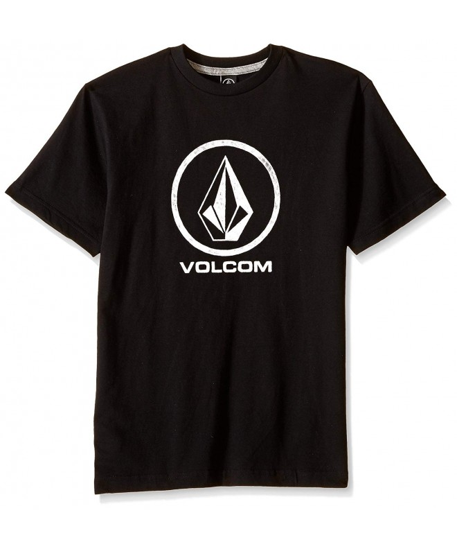 Volcom Stone T Shirt Black Small