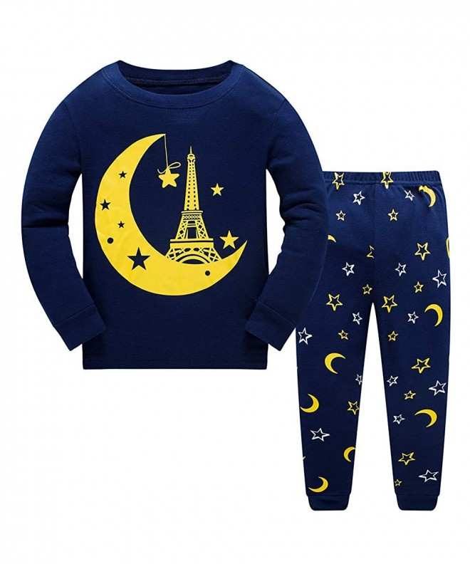 Emyrin Pajamas Little Sleepwear Clothes