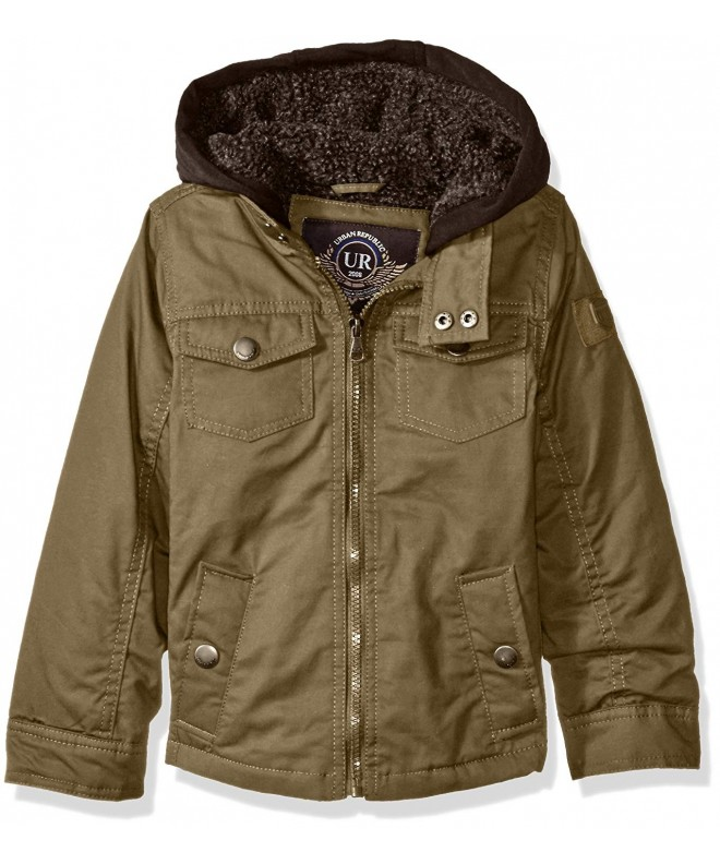 Urban Republic Washed Cotton Jacket