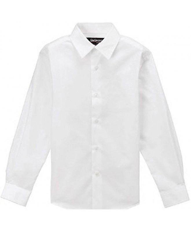 Gino Giovanni Formal White Dress