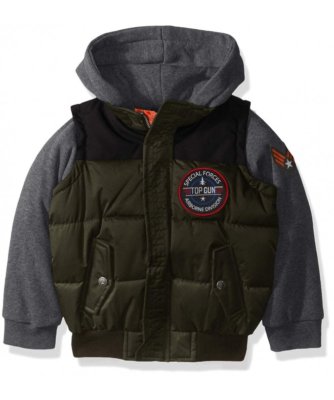 iXtreme Boys Top Bomber Jacket