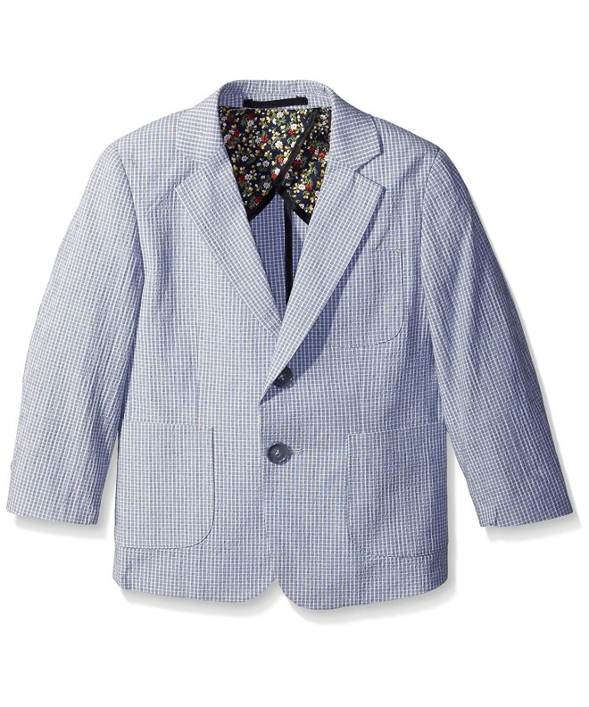 AXNY a x n y Boys Cotton Blazer