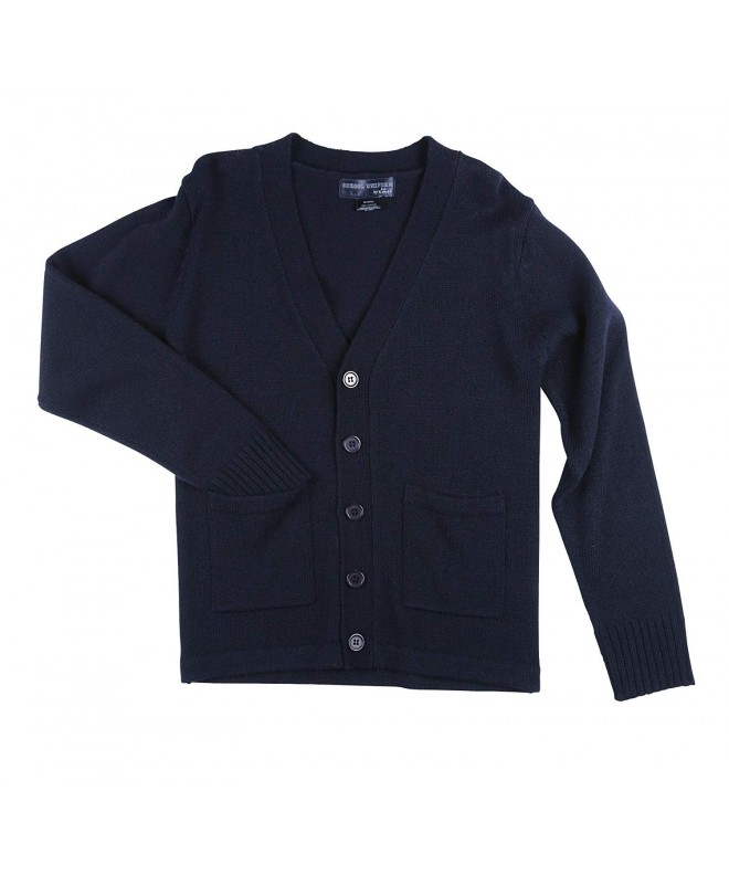 Sezzit Uniform Button up Cardigan Pockets