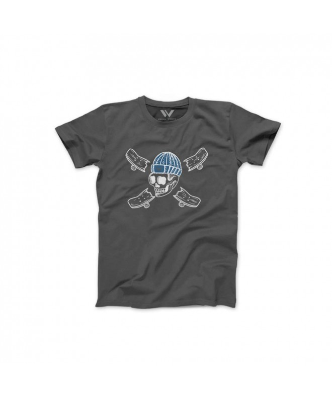 WHT Space Skate Skull