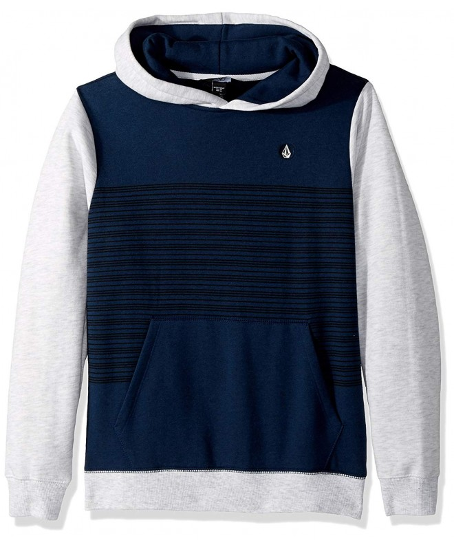 Volcom Boys Threezy Pullover Fleece