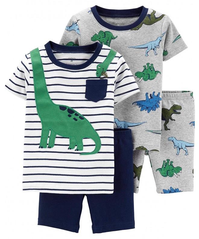 Carters Toddler Boys Dinosaur Pajamas