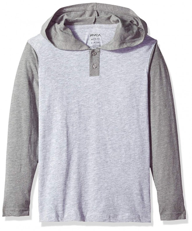 RVCA Boys Pick Hooded Shirt