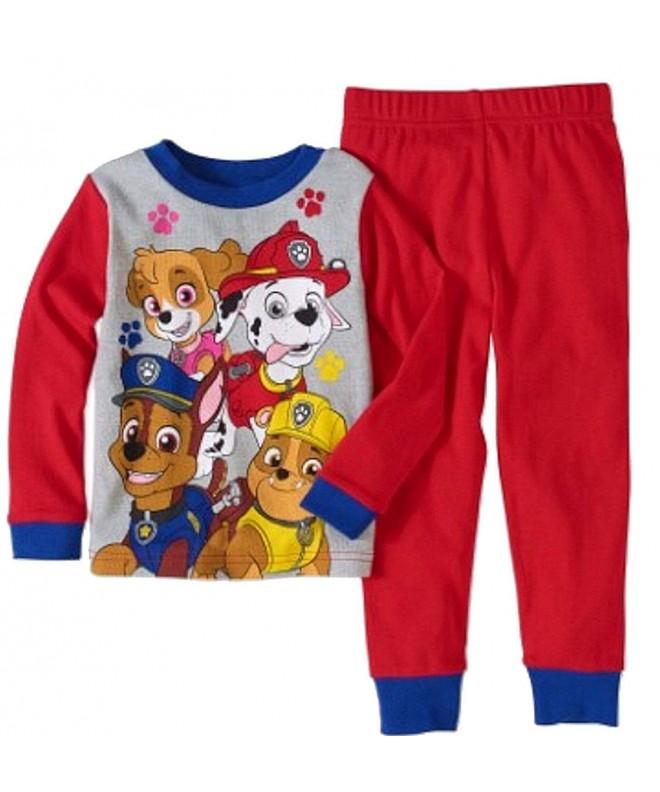 Toddler Boys Patrol Piece Pajama