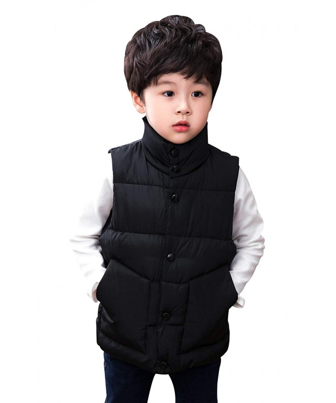 Dongzhiyue Quilted Lightweight Windproff Outwear